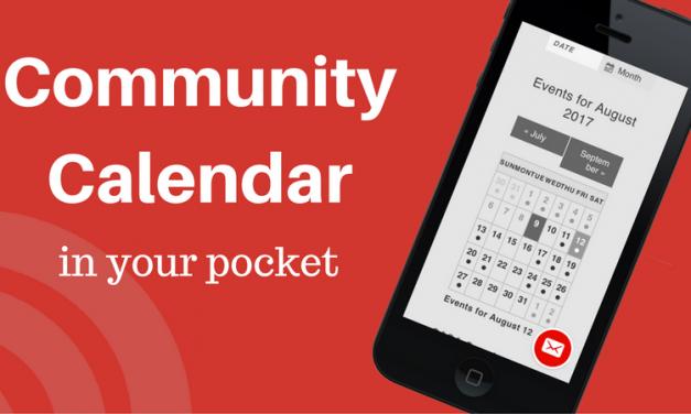 New Community Calendar for Greenville, TX