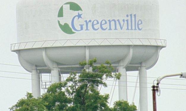 Greenville Water Treatment Plant receives Texas Optimization Program Award