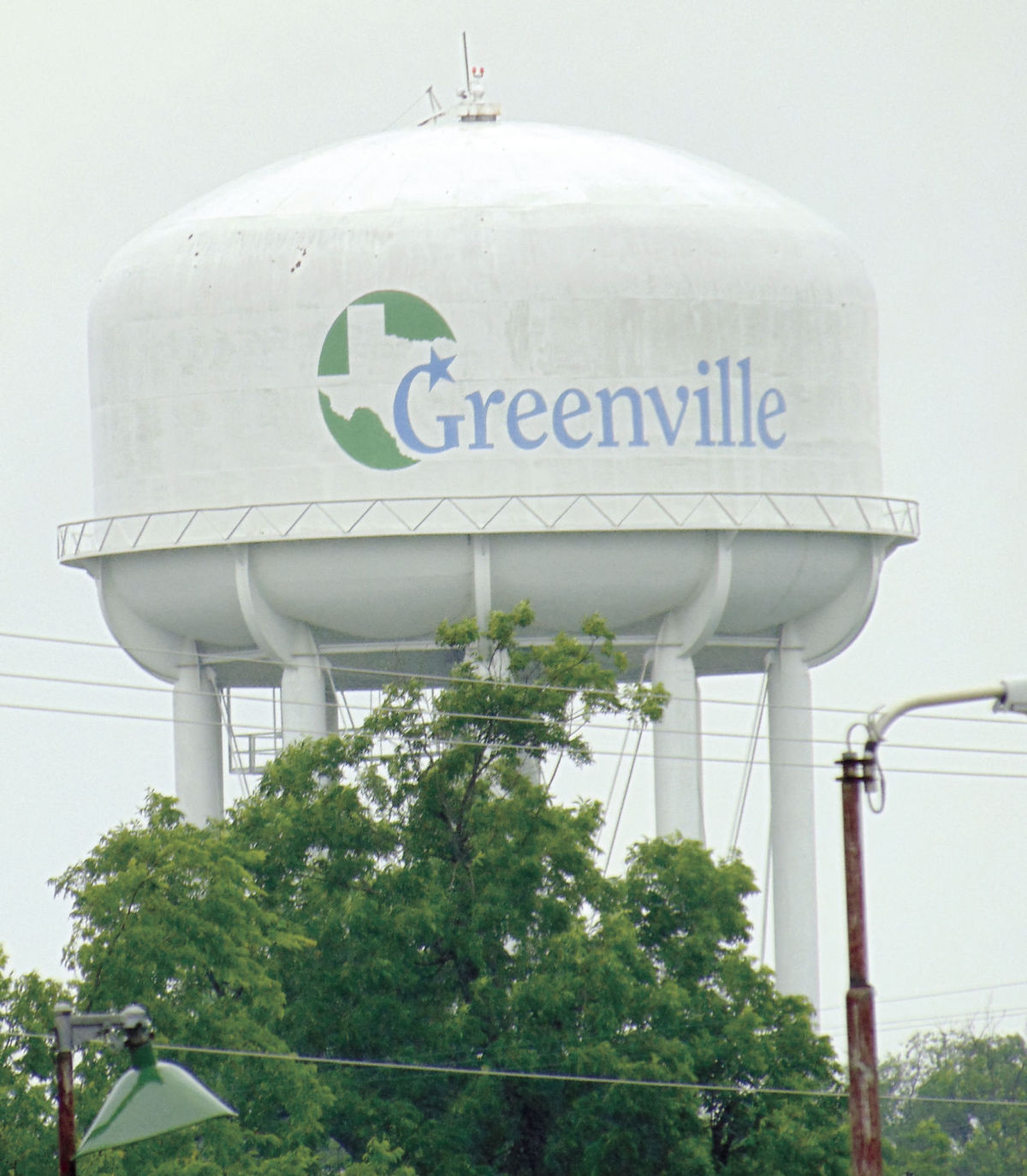 Greenville water treatment plant receives texas for Ikea greenville sc