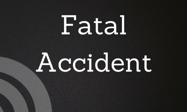 Vehicle Strikes Pedestrian – Fatal Accident