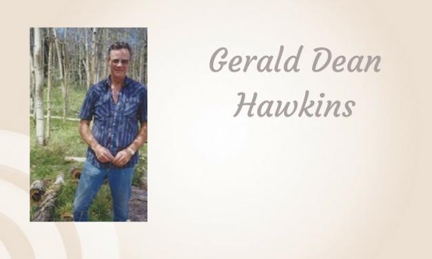 Gerald Dean Hawkins of Greenville