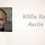 Willie Ray Austin of Quinlin