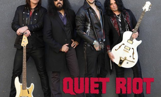 Quiet Riot at the Texan Theater tonight – Tickets still available