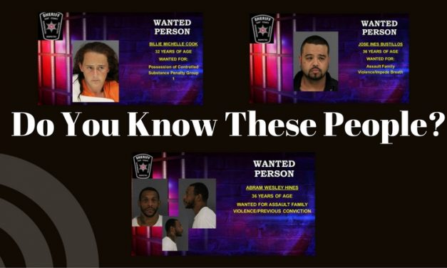 Hunt County Sheriff's Department in search of these wanted people