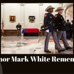 Texas Senate remembers Governor Mark White