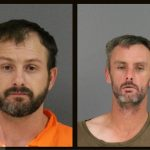Two charged with possession