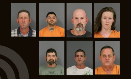 Hunt County Sheriff Inmate Booking Report – August 15, 2017