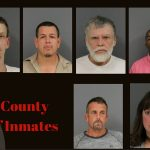 Hunt County Sheriff Inmate Booking Report – August 16, 2017