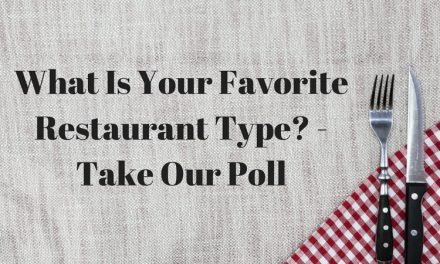 What's your favorite restaurant type? – Take our Poll