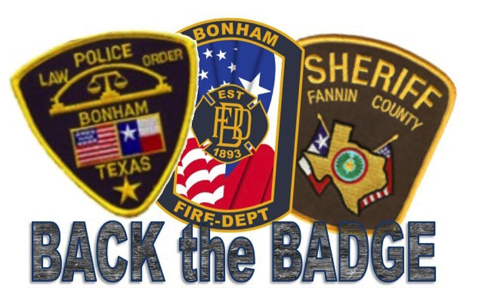 Bonham Back the Badges Ball isSeptember 9