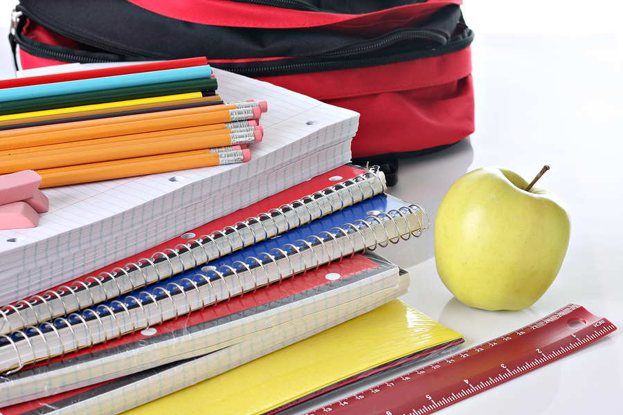 School Supply List for Greenville ISD school