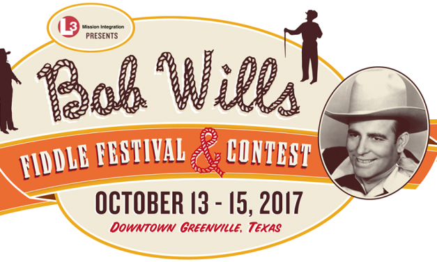 Bob Wills Fiddle Festival starts tonight – Clay Walker headliner for tomorrow