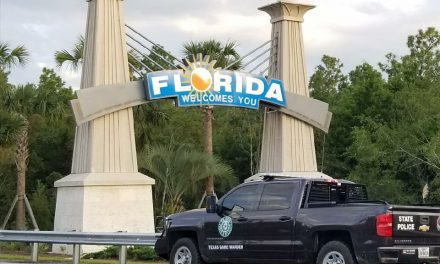 Texas Game Wardens return the favor to Florida – ready to fight Irma