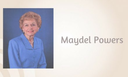 Maydel Powers of Greenville