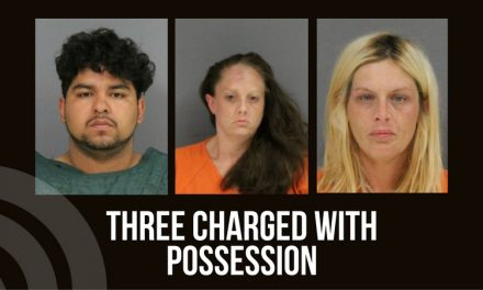 Possession lands three in the Hunt County Detention Center