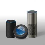 Amazon's surprise Echo announcement unveil Echos upon Echos