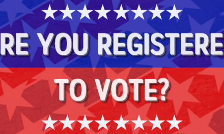 National Voter Registration Day has passed, but it's not too late