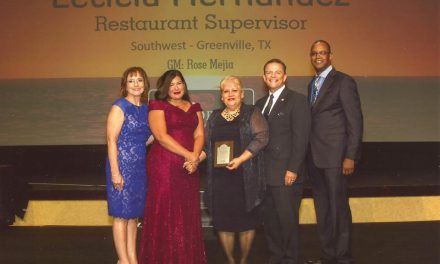 Local Red Lobster employee receives Team Member of the Year Award