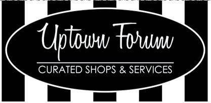 Uptown Forum on the Downtown Stroll