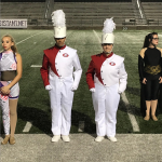 GHS Bank ranks fourth in Marching Competition