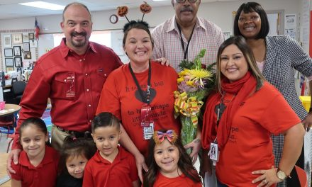 November Hero of Hope: L.P. Waters Cafeteria Manager Michelle Wilson