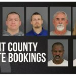 Hunt County Inmate Booking Report – October 18, 2017