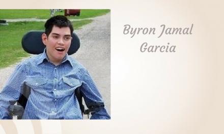 Byron Jamal Garcia of Celeste