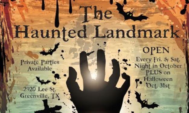 The Haunted Landmark