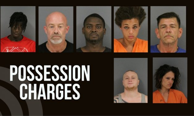 Hunt County Possession Charges
