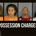 Possession books four into the Hunt County Detention Center