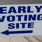 Early voting to begin next week