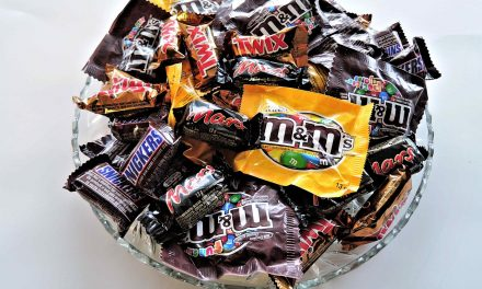 Candy; too much of a good thing