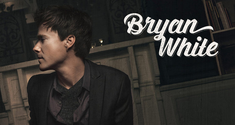 Bryan White at the Texan Theater on October 12