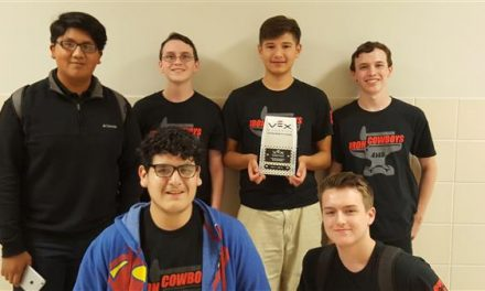 GHS & GMS Robotics Team Crush Competition