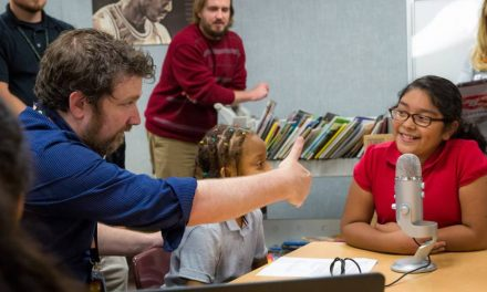 New class ACE Radio a big hit for GISD students