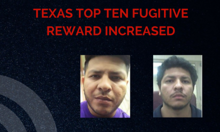 Reward Increased to $10K for most wanted fugitive, MS-13 gang member