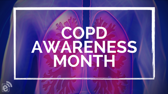 Learn the facts about COPD and help raise awareness