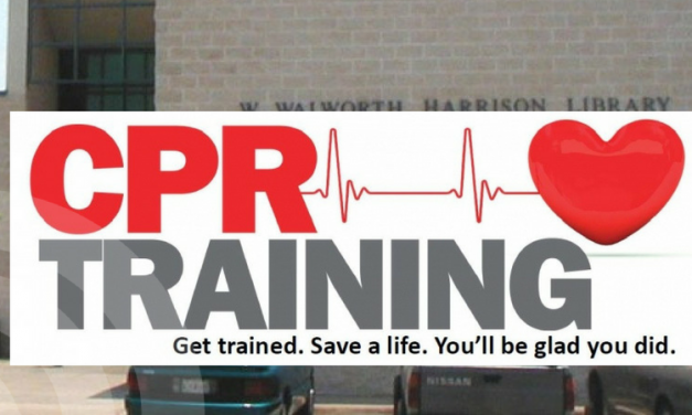 Officials urge citizens to take part in CPR class Friday