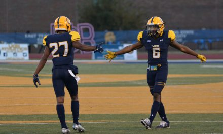 Lions move up one spot to No. 8 in AFCA Coaches Poll