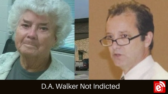 Hunt County Grand Jury returns with no indictment for D.A. Noble Walker