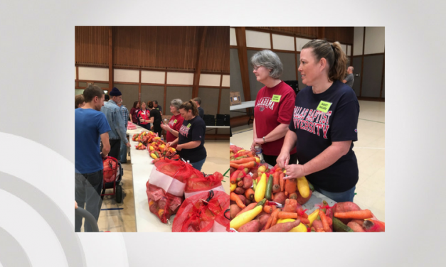 Hunt County gives Thanksgiving dinner to more than 1,000 families