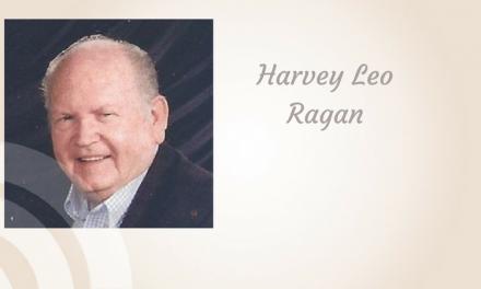 Harvey Leo Ragan of Greenville