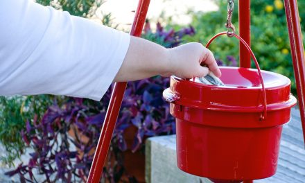 Fill a Kettle – Fight for Good – Red Kettle Campaign begins in Greenville