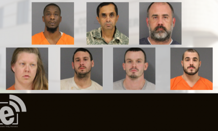Hunt County Sheriff inmate booking report – Wednesday, Nov. 22