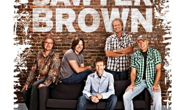 """The Race Is On"" – Sawyer Brown at the Texan Theater"