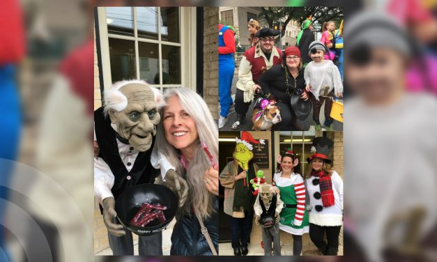 Greenville's Halloween on the Square