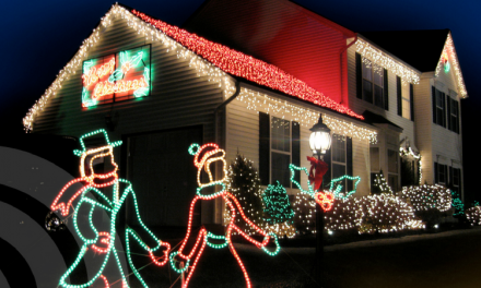 Best places in Hunt County to see Christmas lights