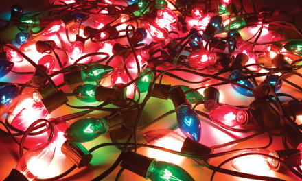 Show off your Christmas lights and win
