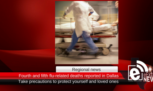 Fourth and fifth flu-related deaths reported in Dallas