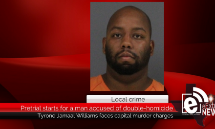 Pretrial begins for a man accused of a double-homicide